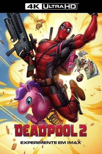 Film Deadpool 2 - 4K [HDR]