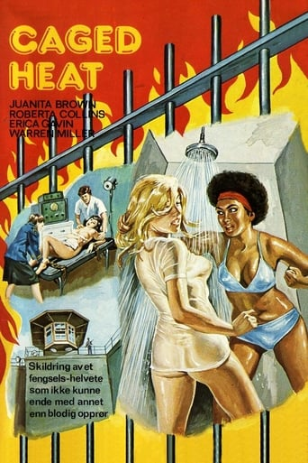 Poster of Caged Heat