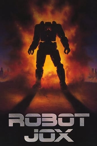 Poster of Robot Jox