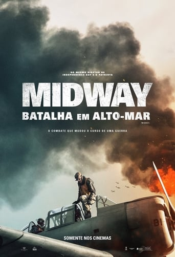 Midway – Batalha em Alto-Mar Torrent (2019) Legendado HDCAM 720p – Download