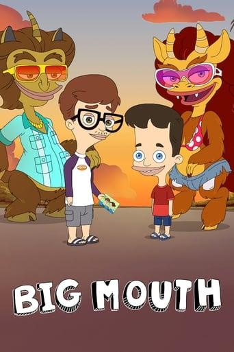 Big Mouth 3ª Temporada - Poster
