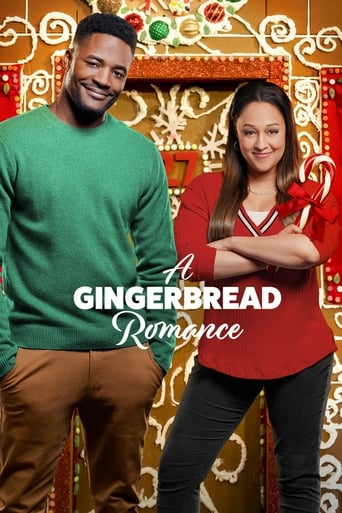 Poster of A Gingerbread Romance