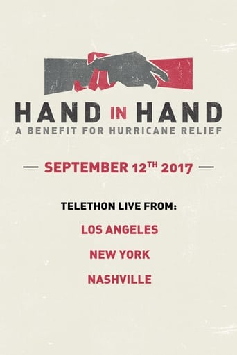 Hand In Hand: A Benefit For Hurricane Relief