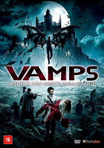 Baixar Vamps – A Morte Não Existe para o Amor Torrent (2018) Dublado / Dual Áudio 5.1 BluRay 720p | 1080p Download