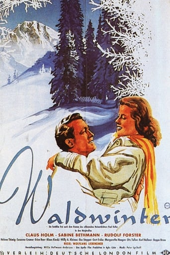 Poster of Winter in the Woods