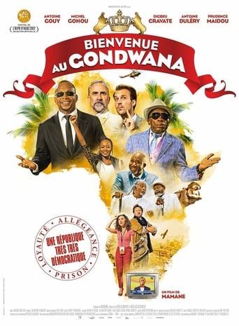 Poster of Bienvenue au Gondwana fragman