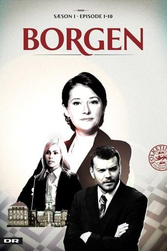 Borgen 1ª Temporada - Poster