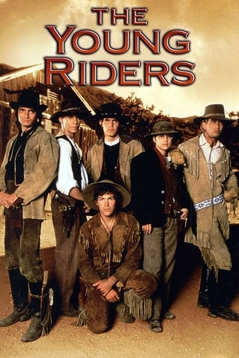 Poster of The Young Riders fragman