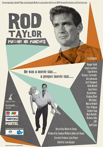 Poster of Rod Taylor: Pulling No Punches