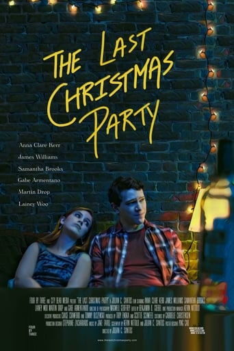 The Last Christmas Party Poster