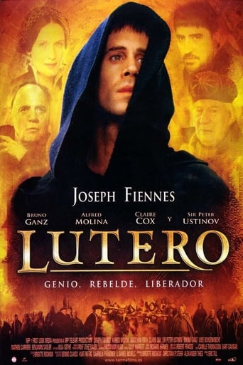 Poster of Lutero