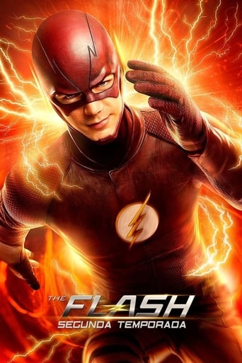 Flash 2ª Temporada - Poster