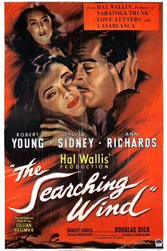 Poster of The Searching Wind