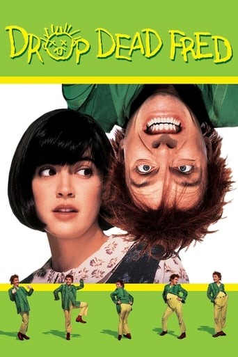Poster of Drop Dead Fred