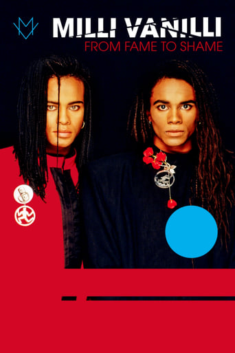 Poster of Milli Vanilli: From Fame to Shame