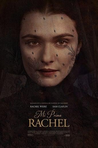 Poster of Mi prima Rachel