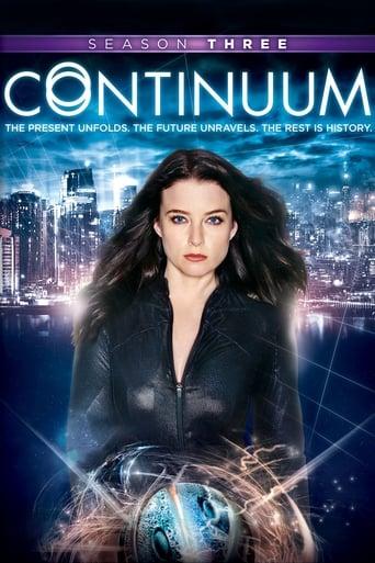 Continuum 3ª Temporada - Poster