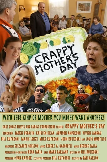 Poster Crappy Mother's Day