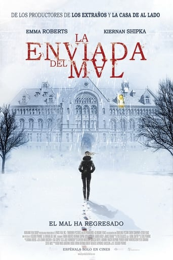Poster of La enviada del mal