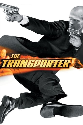 Poster of The Transporter