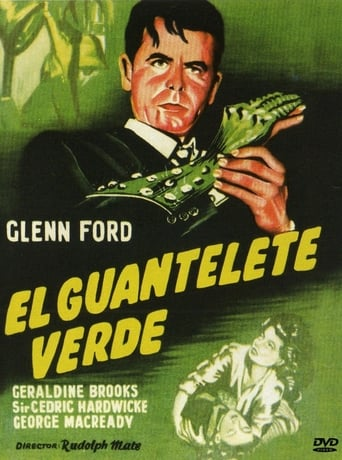Poster of The Green Glove