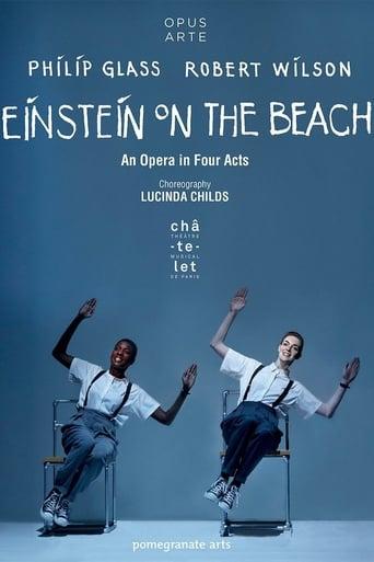 Poster of Einstein on the Beach