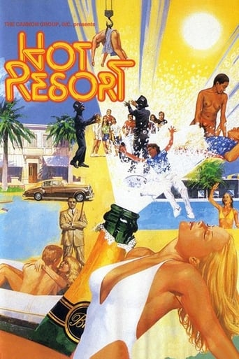 Poster of Hot Resort