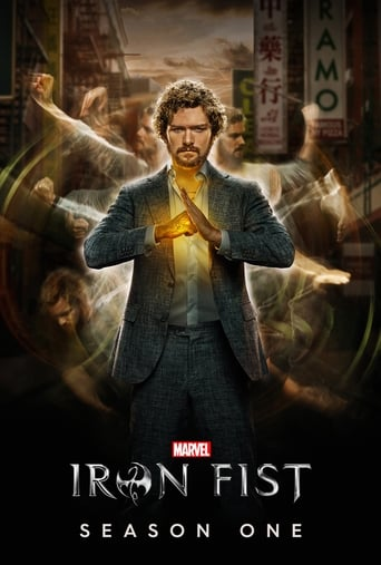 Marvel's Iron Fist (2017) 1 Sezonas LT SUB
