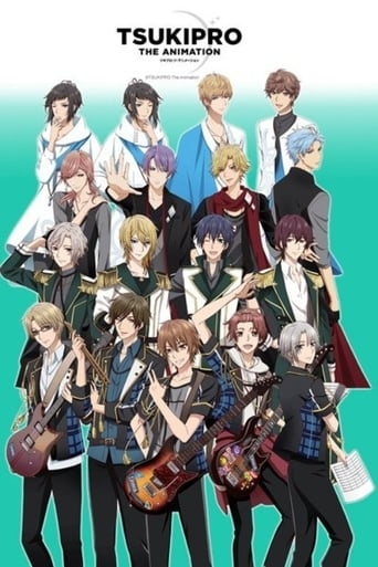 Poster of TsukiPro the Animation
