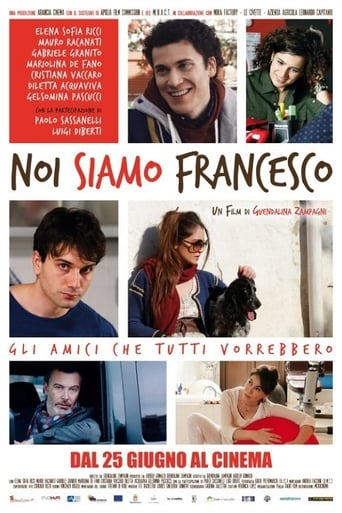 We Are Francesco Movie Poster