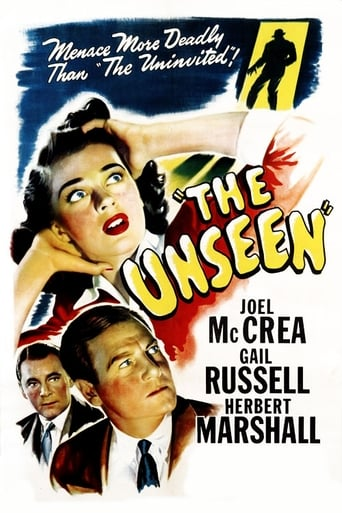 Poster of The Unseen