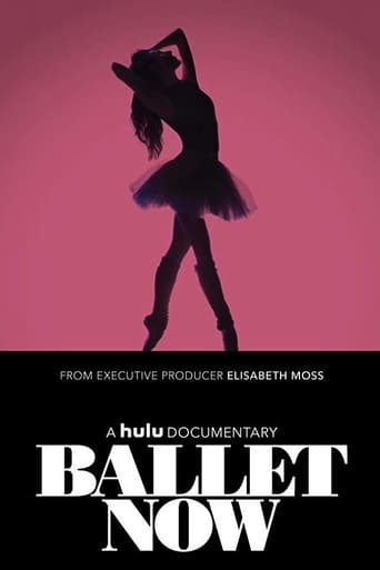 Ballet Now Movie Poster