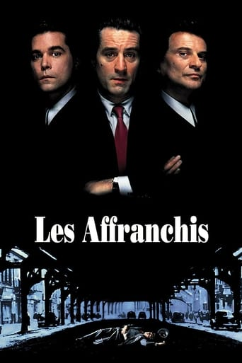 Poster of Les Affranchis
