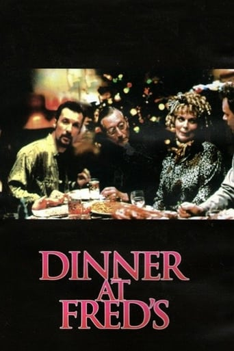 Poster of Dinner at Fred's