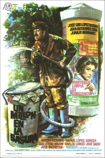 Poster of Un millón en la basura