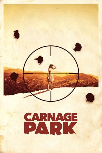 Poster of Carnage Park