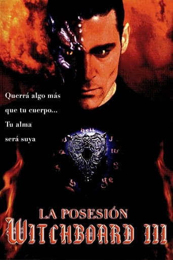Poster of Witchboard 3: La posesión