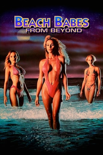 Poster of Beach Babes from Beyond