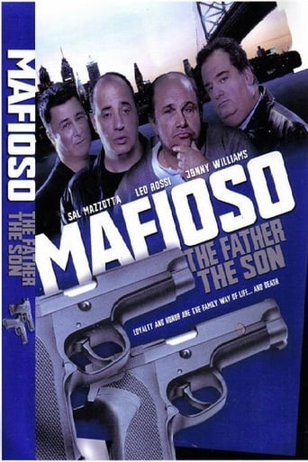 Poster of Mafioso: The Father The Son