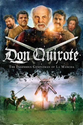 Poster of Don Quixote: The Ingenious Gentleman of La Mancha