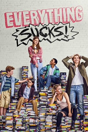 Poster of Everything Sucks!