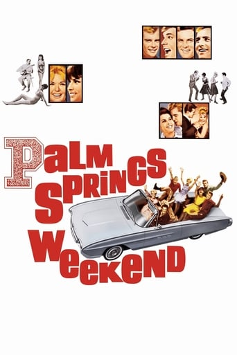 Poster of Palm Springs Weekend