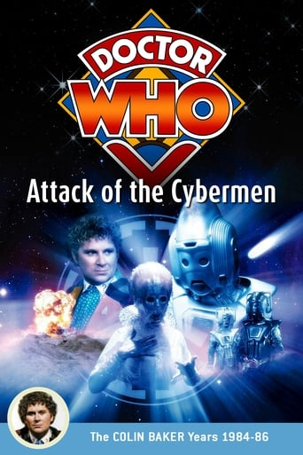 Poster of Doctor Who: Attack of the Cybermen