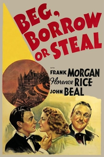 Poster of Beg, Borrow or Steal