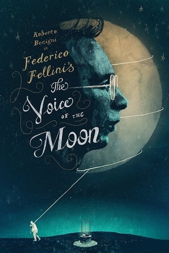 Poster of The Voice of the Moon