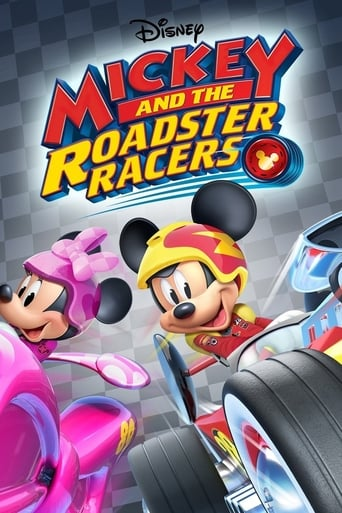 Poster of Mickey and the Roadster Racers