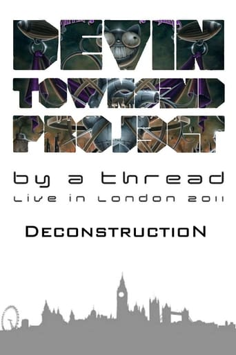 Devin Townsend Project: By a Thread - Deconstruction