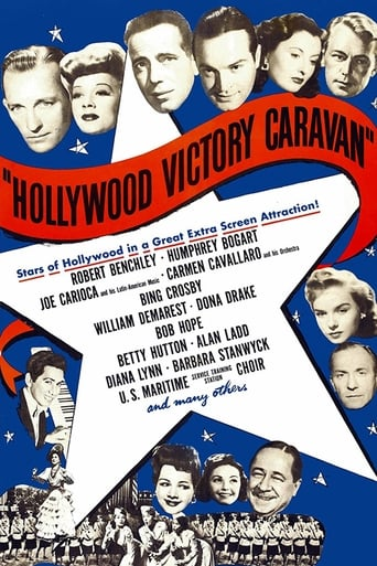 Poster of Hollywood Victory Caravan