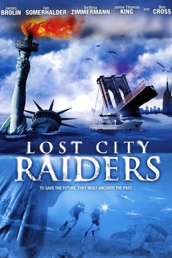 Poster of Lost City Raiders
