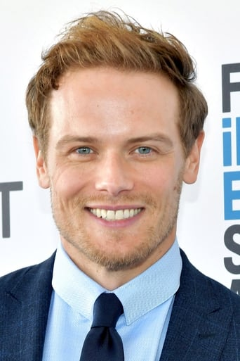 Sam Heughan alias Jimmy Dalton